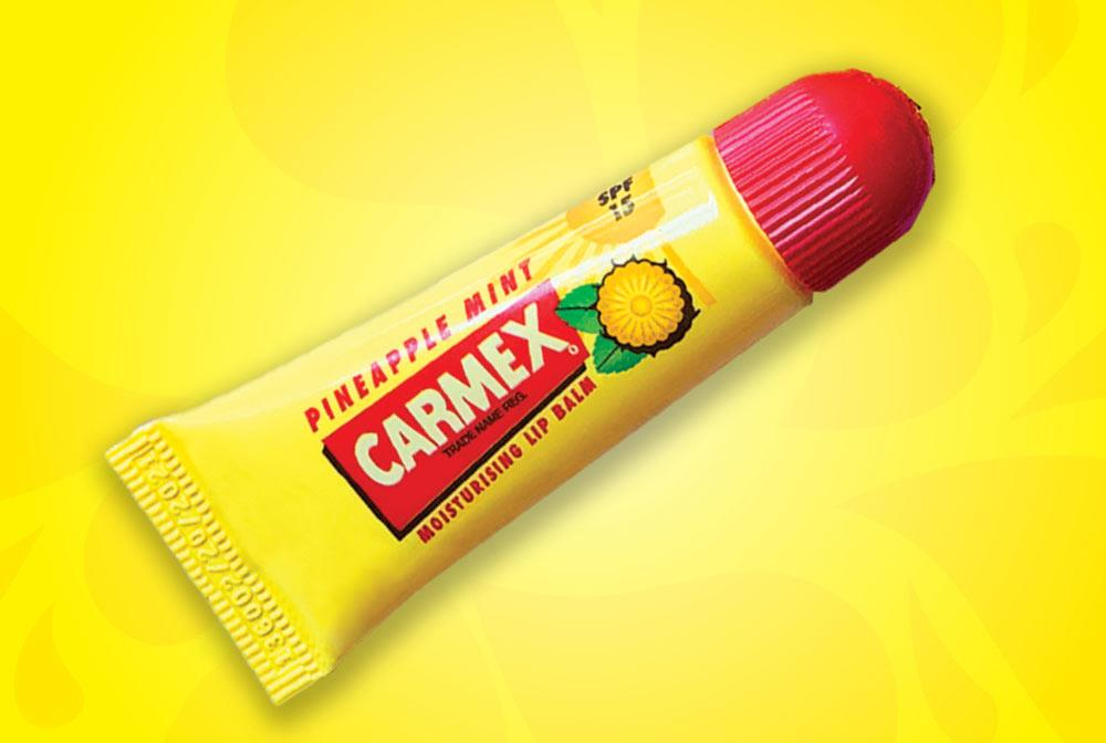 Carmex Pineapple Mint